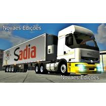 Mods Brasil 2012 Estradas E Caminhão + 18 Wheels Of Steel
