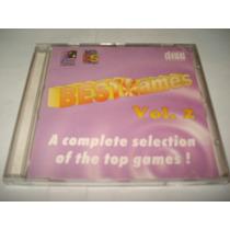 Game Pc Best Games Volume 2 - Cd-rom