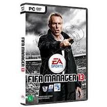 Jogo Fifa Manager 13 Original E Lacrado Para Pc Computador