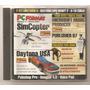 Cd-rom Pc Format - Março 1997 ( Demos, Games, Daytona)