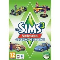 Jogo Pack Expansão The Sims 3 Acelerando Para Pc E Mac