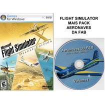Flight Simulator X Deluxe + Pack Aeronaves Da Fab
