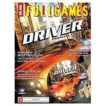 Driver Parallel Lines Revista Fullgames - Novo - Lacrada