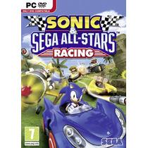 Sonic&sega Racing Pc Game Original Promoção Frete Grátis Rj