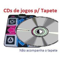 Jogos P/ Tapete De Dança Pc + Ps2 - Sertanejo - Frete Gratis