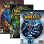 World Of Warcraft Wow Original + Burning Cruzade + Lich King