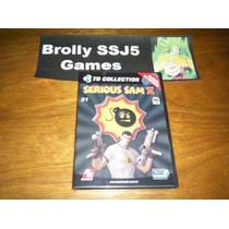 Serious Sam 2 Lacrado Original Computador Game Jogo