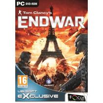 Game Endwar Para Pc