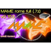 Arcade Mame 0.153 + Hyperspin 16 Dvds Frete Gratis + Brinde
