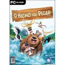 O Bicho Vai Pegar Game Pc Cd-rom Original Lacrado