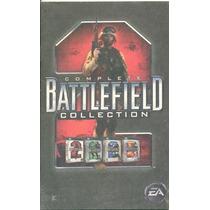 Somente Manual Original Em Portugues Battlefield Complete Co