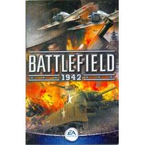 Somente Manual Original Em Portugues Game Pc Battefield 1942