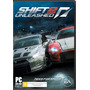 Pc Need For Speed Shift 2 Unleashed - Novo - Original - Lacr