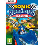 Sonic And Sega All Stars Racing Original E Lacrado Pc/dvd