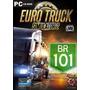 Euro Truck Simulator 2 Mapa Br V2.0 Frete Gratis