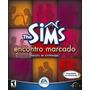 Game Pc Cd The Sims Encontro Marcado | Expansão | Original