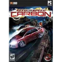 Game Pc Dvd Need For Speed Carbon - Original Pronta Entrega