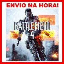 Jogo Battlefield 4 Pc - Bf4 Pc - Em Português - Original