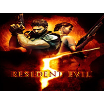 Resident Evil 5 Hd Original Pc