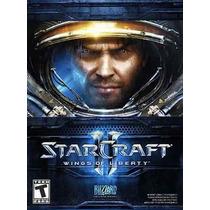 Starcraft 2 Wings Of Liberty Pc Original Ilimitado