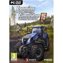 Farming Simulator 2015 (dvd-rom)
