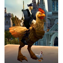 Wow Tcg Mount Magic Rooster Egg Ovo Do Galo Magico Montaria