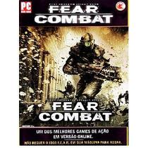 Game ¿ Pc Rom - Jogo - F.e.a.r. Combat ( Tiro) - Imperdivel