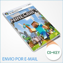 Minecraft - Jogo De Pc Original - Minecraft Pc Game Original