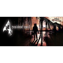 Resident Evil 4 Hd Ultimate Edition - Pc Original Digital