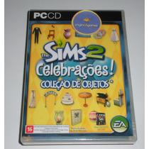 The Sims 2 Celebrações Objetos   Jogo Pc   Produto Original