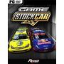 Game Stockcar Pc Dvdrom Novo Lacrado Original Com Nfe