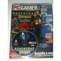 Revista Cd Expert Game Deathtrap Dungeon Completo Pc