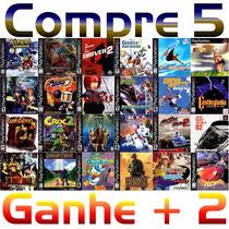 Patchs Jogos Ps1 Ou Pc Emulador Compre 5 Patchs Ganhe + 2