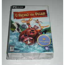 O Bicho Vai Pegar | Infantil | Jogo Pc | Produto Original