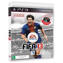 Fifa 2013 Pc Ou Ps3 Original Promoção Com Nota Fiscal