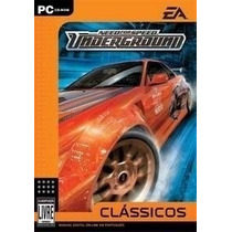 Need For Speed Underground Classicos Pc Original Lacrado