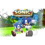 Sonic Generations Para Pc Chave Steam Com 50% De Desconto