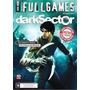 Jogo Pc Original Dark Sector Revista Fullgames 99 Dvd
