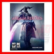 Final Fantasy Xiv A Realm Reborn - Jogo Pc Original - Ff14