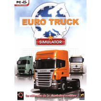 Euro Truck Simulator - Pc / Steam - Jogo Digital