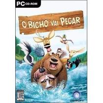 Jogo Pc O Bicho Vai Pegar - Game Cd-rom Original Lacrado