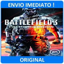 Battlefield 3 Premium Edition, Origin, Envio Imediato ! Pc