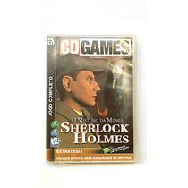 Jogo Para Pc Sherlock Holmes Estratégia Detetive, Completo