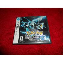 Pokemon Black 2 Ds Completo