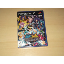 Ps2 - Saint Seiya The Hades (europeu)