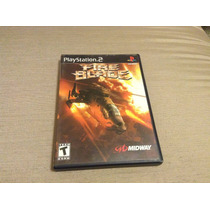 Fire Blade (sony Playstation 2, 2002)