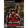 Ninja Assault Ps2 Seminovo