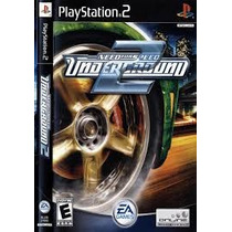 Need For Speed Carbon Ps2+ Need For Sped Underground 1 E 2