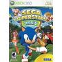 Sega Superstars Tenis Xbox360