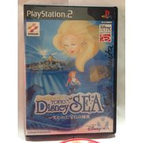 Cd De Play 2 Original Adventure Of Tokio Disney Sea